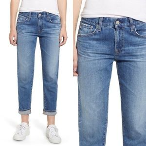 • AG • Ex-Boyfriend Slouchy Slim Jeans 15 Years